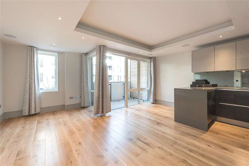 1 Bedroom House for sale in Benjamin House, Cecil Grove, London, NW8
