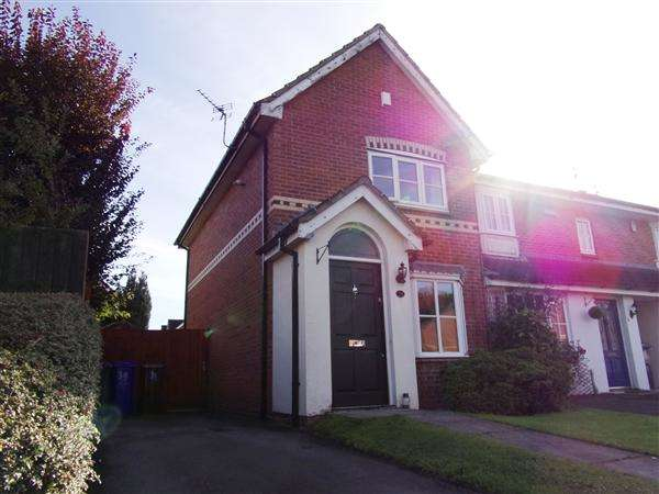 2 Bedrooms Mews House for sale in Turnbury Road, Sharston, Manchester