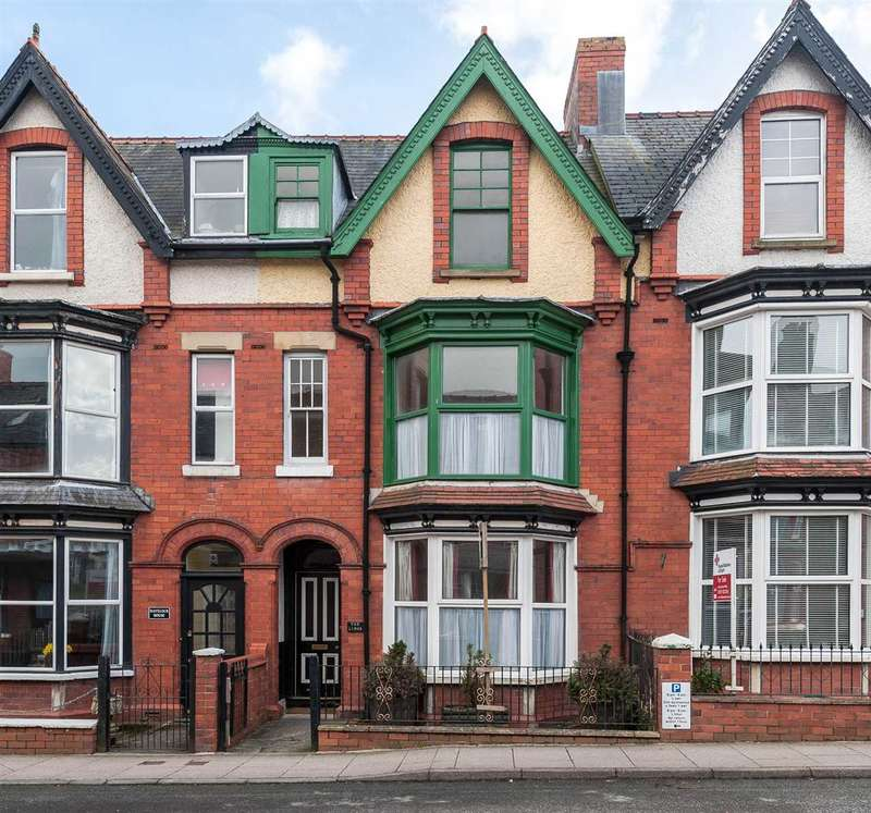 7 Bedrooms Terraced House for sale in The Links, Wellington Road, Llandrindod Wells