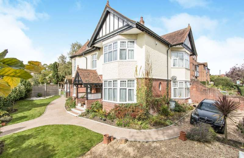 8 Bedrooms Detached House for sale in Highfield Crescent, Southampton, Hampshire SO17 1SF