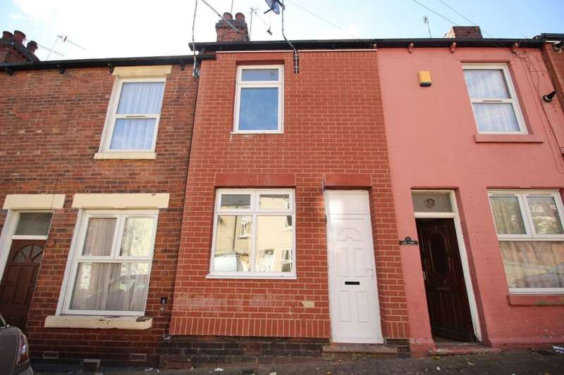 2 Bedrooms Terraced House for sale in Wade Street, Sheffield, S4