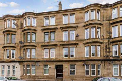 1 Bedroom Flat for sale in Tantallon Road, SHAWLANDS, Glasgow
