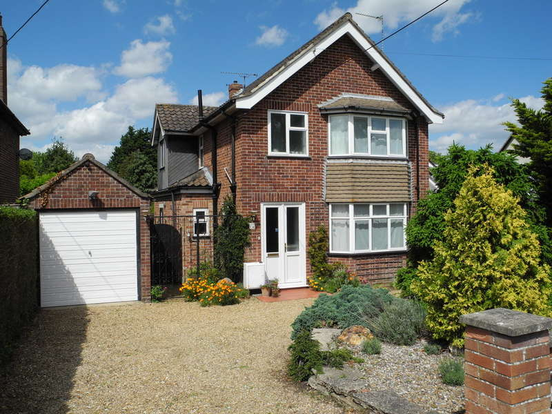 3 Bedrooms Detached House for sale in Borrow Road, Oulton Broad, Lowestoft
