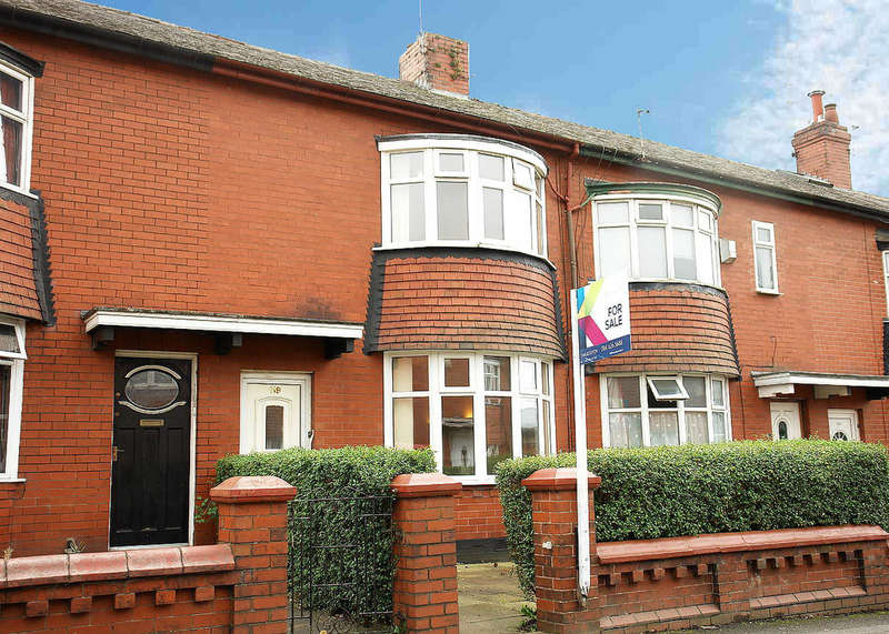2 Bedrooms Terraced House for sale in Bamford Street, Chadderton, Oldham