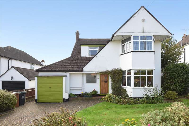 3 Bedrooms Detached House for sale in Hill Rise, Rickmansworth, Hertfordshire, WD3
