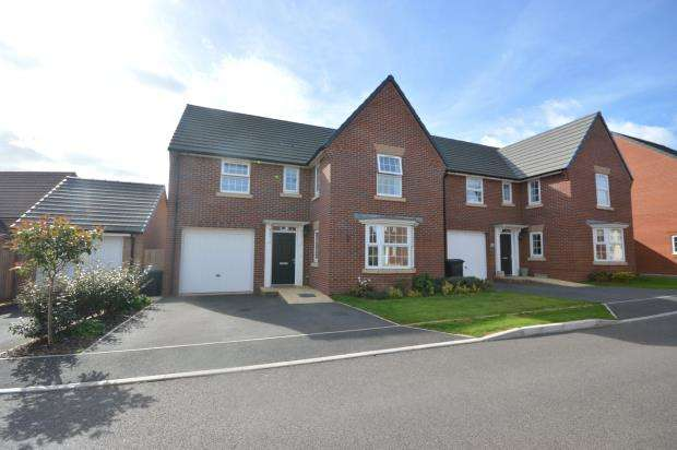 4 Bedrooms Detached House for sale in Huntsham Road, Exeter, Devon