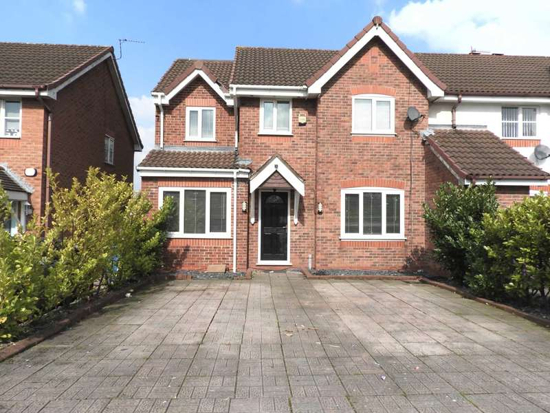 4 Bedrooms End Of Terrace House for sale in Longdown Road, Liverpool