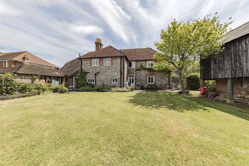 6 Bedrooms Detached House for sale in Sea Lane, Rustington, West Sussex, BN16 2RE