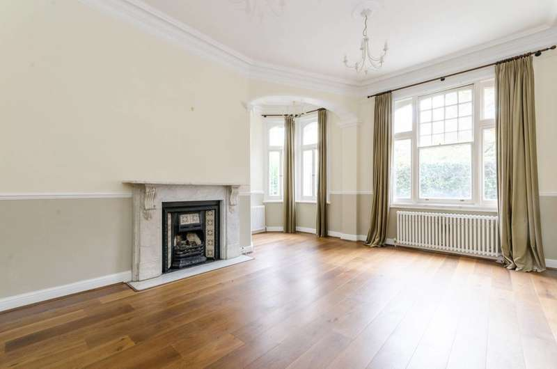 2 Bedrooms Flat for sale in Mornington Avenue, West Kensington, W14