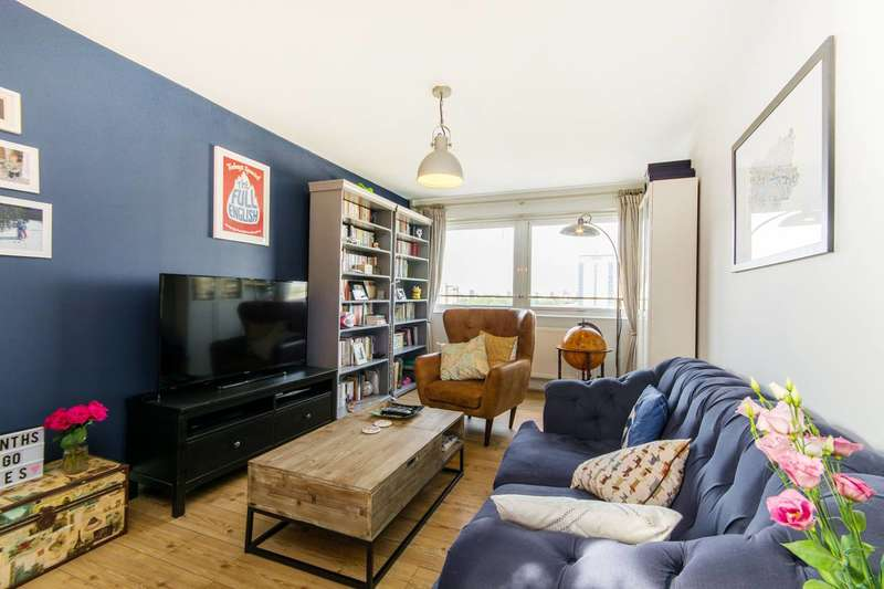 2 Bedrooms Flat for sale in Austin Road, Battersea Park, SW11