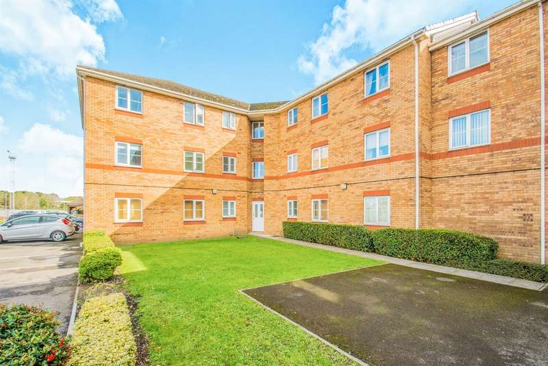 2 Bedrooms Apartment Flat for sale in Cwrt Boston, Cardiff