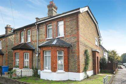 3 Bedrooms House for sale in Weston Road, Bromley