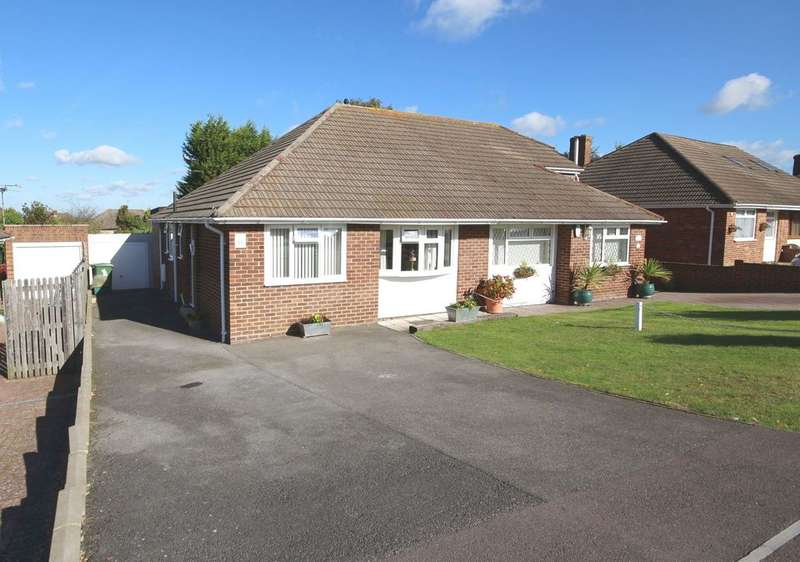 3 Bedrooms Semi Detached Bungalow for sale in ALLINGTON