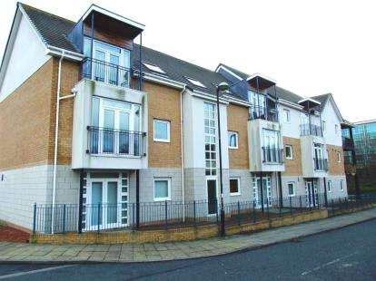 2 Bedrooms Flat for sale in Brandling Court, Hackworth Way, North Shields, Tyne and Wear, NE29