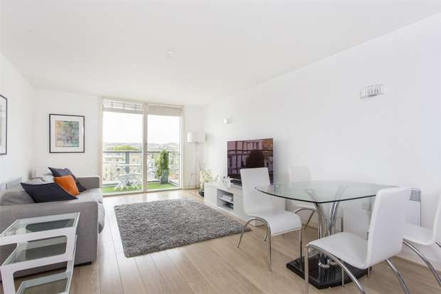 1 Bedroom Flat for sale in Emerson Apartments, New River Village, Hornsey, N8