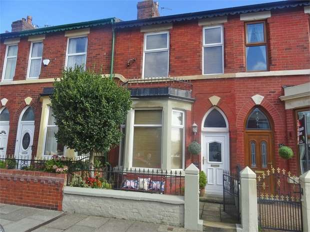 3 Bedrooms Terraced House for sale in Promenade Road, Fleetwood, Lancashire
