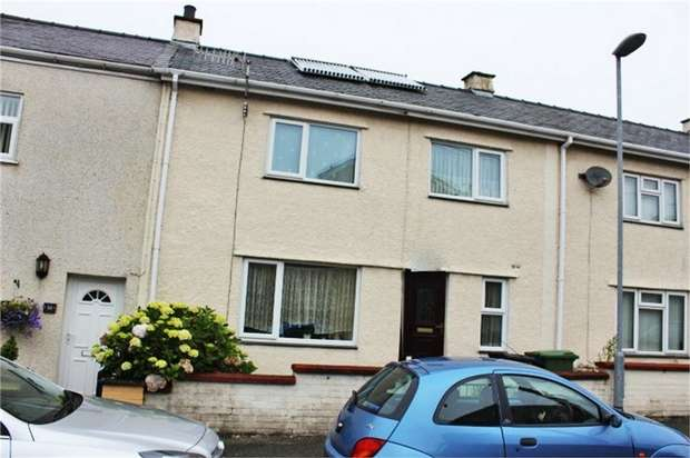 3 Bedrooms Terraced House for sale in Well Street, Amlwch, Anglesey