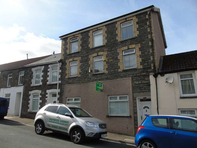 6 Bedrooms Terraced House for sale in Richard Street, Pontypridd