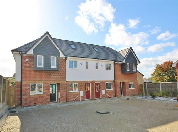 3 Bedrooms End Of Terrace House for sale in 32 Poole Road, Upton, Poole, Dorset