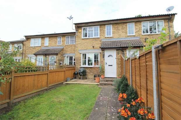 1 Bedroom Terraced House for sale in Reedsfield Road, Ashford, Middlesex
