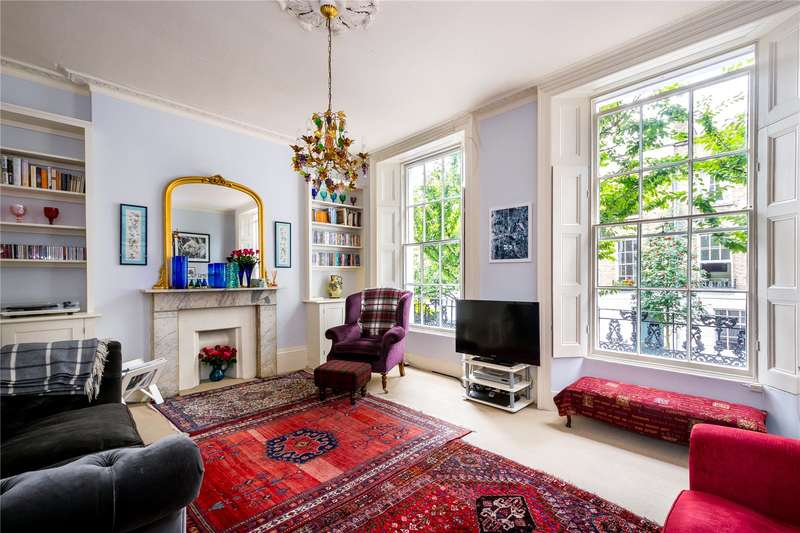3 Bedrooms Flat for sale in Devonia Road, London, N1