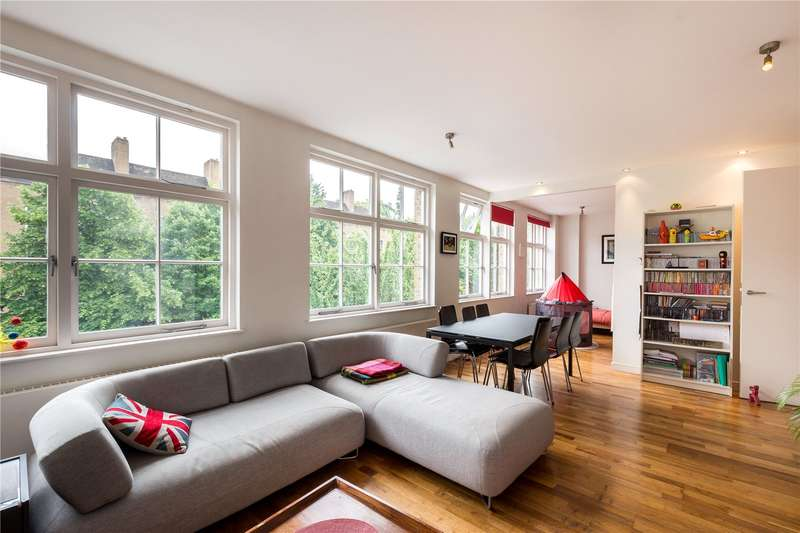 2 Bedrooms Flat for sale in Liverpool Road, London, N7