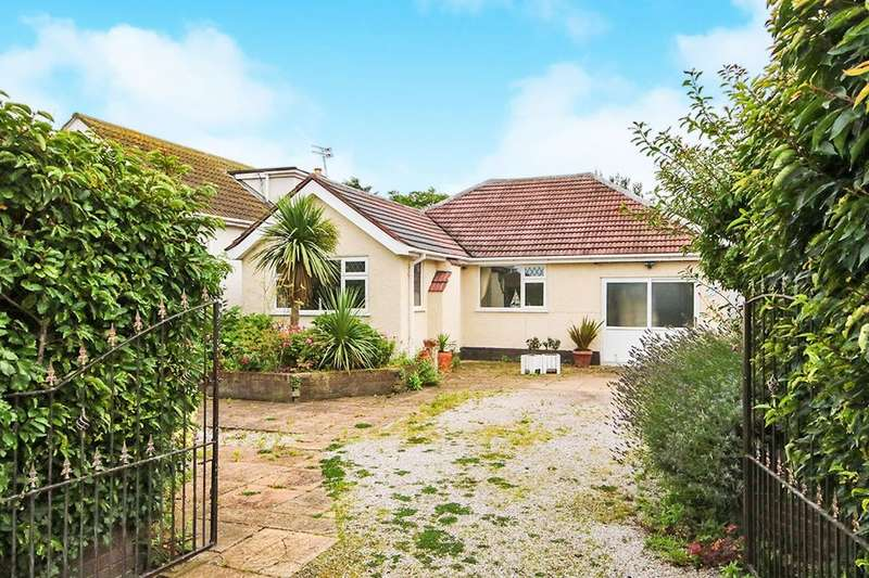 2 Bedrooms Detached Bungalow for sale in Penisaf Avenue, Towyn, Abergele, LL22
