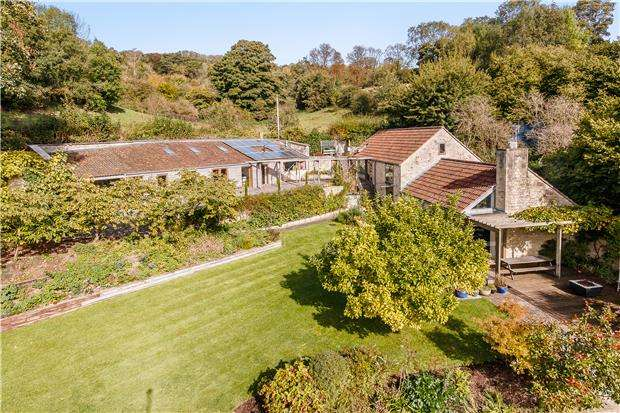 6 Bedrooms Detached House for sale in Shockerwick Lane, Bannerdown, BATH, Somerset, BA1 7LQ
