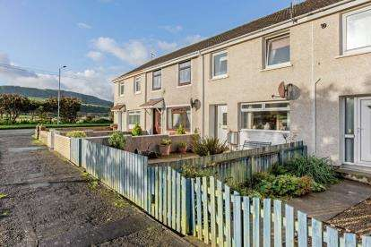 3 Bedrooms Terraced House for sale in Hawthorn Drive, Girvan