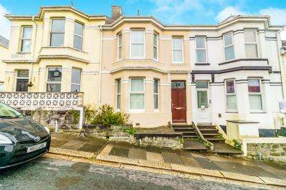 3 Bedrooms Terraced House for sale in St. Judes, Plymouth, Devon