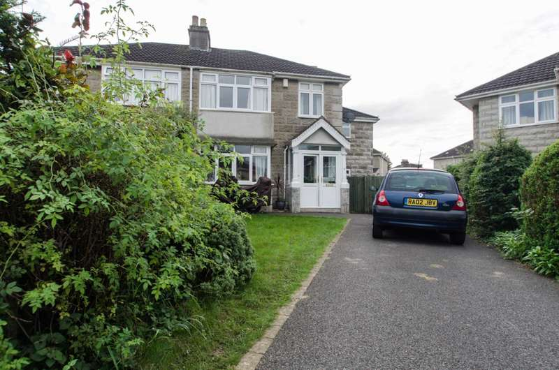 Semi Detached House for sale in Homelea Park West, Weston