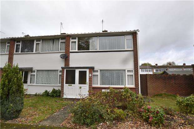 3 Bedrooms End Of Terrace House for sale in Silver Close, Tuffley, GLOUCESTER, GL4 0RJ