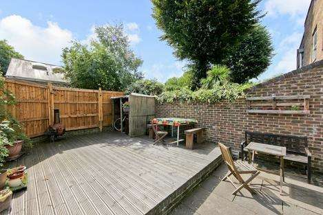 1 Bedroom Flat for sale in Pennethorne Close, London E9