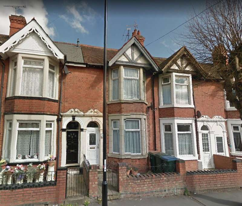 5 Bedrooms Terraced House for rent in Earlsdon Avenue North, Coventry