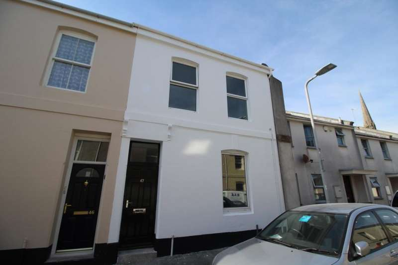 4 Bedrooms Property for sale in Francis Street, Plymouth, PL1