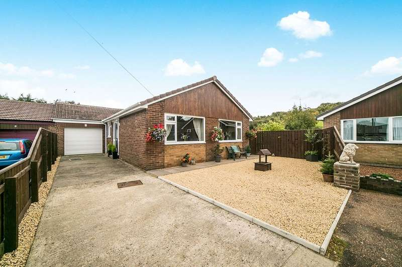 3 Bedrooms Detached Bungalow for sale in Wellfield Court, Ryton, NE40