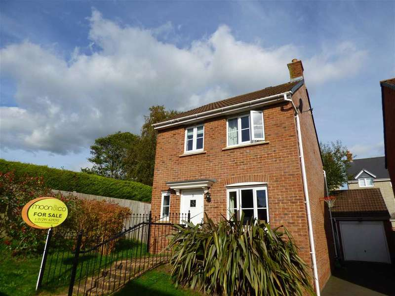 3 Bedrooms Detached House for sale in Monument Close, Portskewett, Caldicot