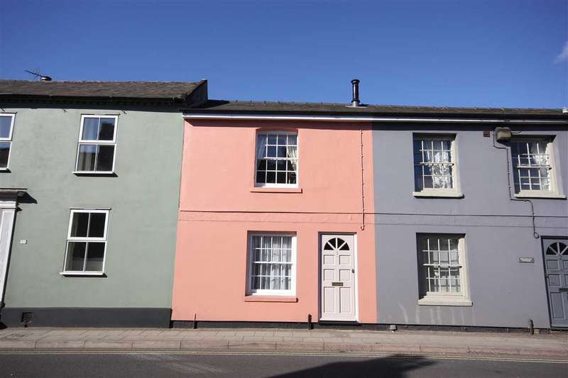 2 Bedrooms Cottage House for sale in Spreadeagle Cottages, Cross Street, Sudbury