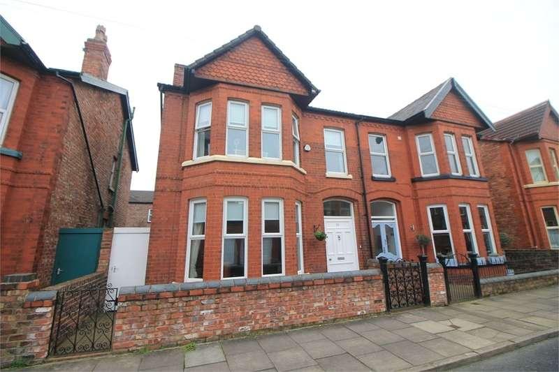 5 Bedrooms Semi Detached House for sale in Ashlar Road, Waterloo, Merseyside