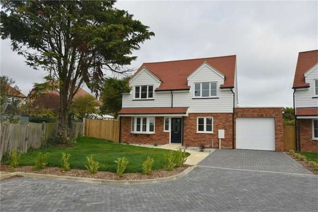5 Bedrooms Detached House for sale in Rosemary Gardens, BROADSTAIRS, Kent