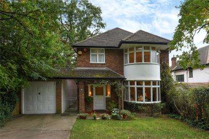 3 Bedrooms Detached House for sale in The Avenue, Beckenham