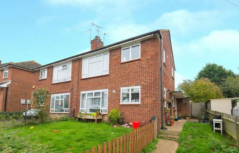 1 Bedroom Maisonette Flat for sale in Mount Pleasant, Harefield, Middlesex