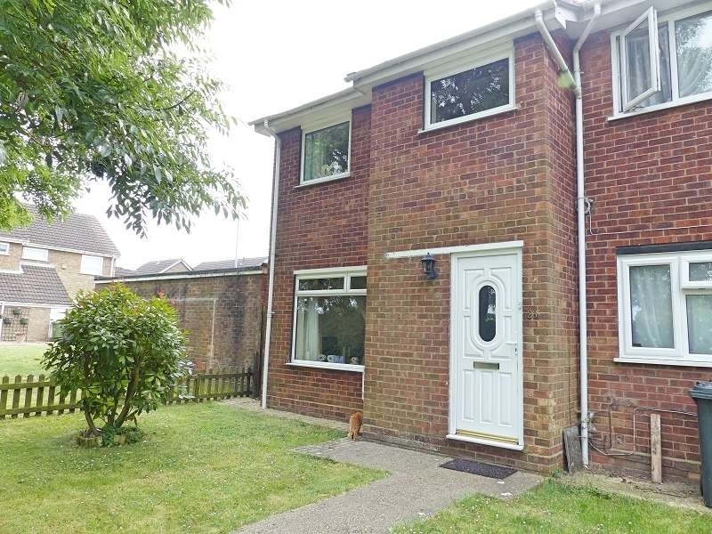 3 Bedrooms End Of Terrace House for sale in Knowles Avenue, Warboys, Huntingdon, PE28 2ST