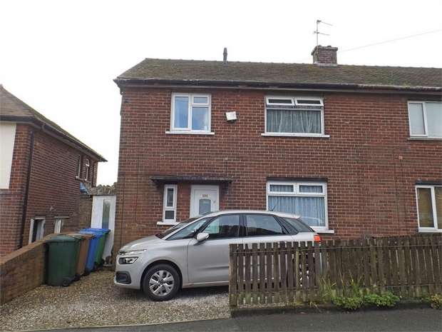 3 Bedrooms Semi Detached House for sale in Hill Top Drive, Rochdale, Lancashire