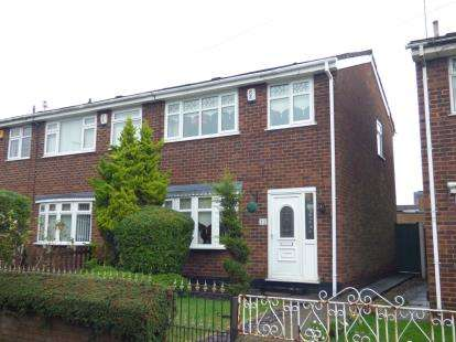 3 Bedrooms Semi Detached House for sale in Ireland Street, Widnes, Cheshire, WA8