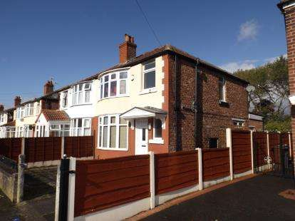 3 Bedrooms Semi Detached House for sale in Mornington Crescent, Manchester, Greater Manchester, Uk