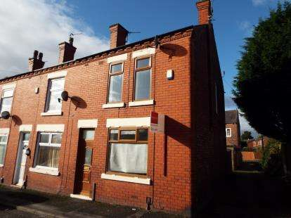 3 Bedrooms End Of Terrace House for sale in Fereday Street, Worsley, Manchester, Greater Manchester