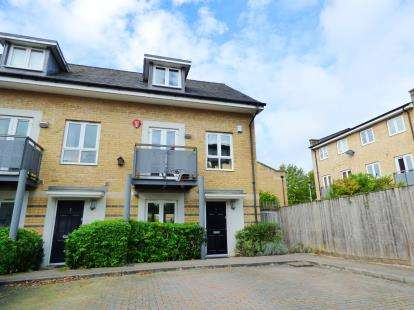 3 Bedrooms End Of Terrace House for sale in Dumas Way, Watford, Hertfordshire