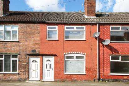 2 Bedrooms Terraced House for sale in Scarsdale Street, Bolsover, Chesterfield, Derbyshire