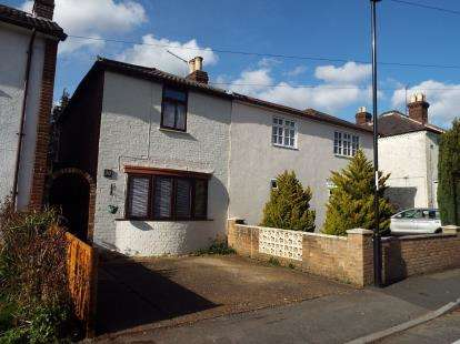 2 Bedrooms Semi Detached House for sale in St Denys, Southampton, Hampshire